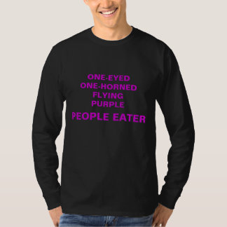 Flying Purple People Eater T-Shirt