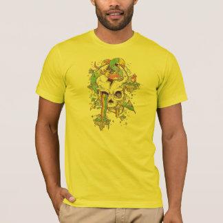 Flying rainbow Skull island T-Shirt