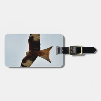 flying red kite tags for luggage