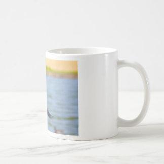 flying rook coffee mug