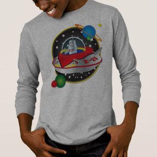 Flying Saucer Design #1 T-Shirt