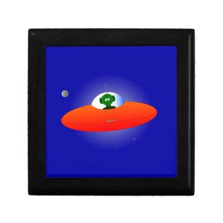Flying Saucer Gift Box