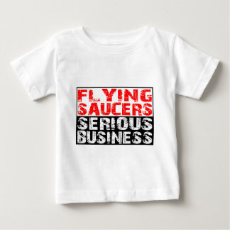 Flying Saucers - Serious Business Tshirt