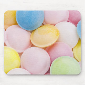 flying-saucers sweet background mouse mat