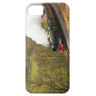 Flying Scotsman at Goathland iPhone 5 Cover