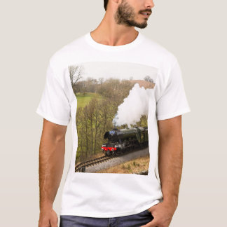 Flying Scotsman at Goathland T-Shirt