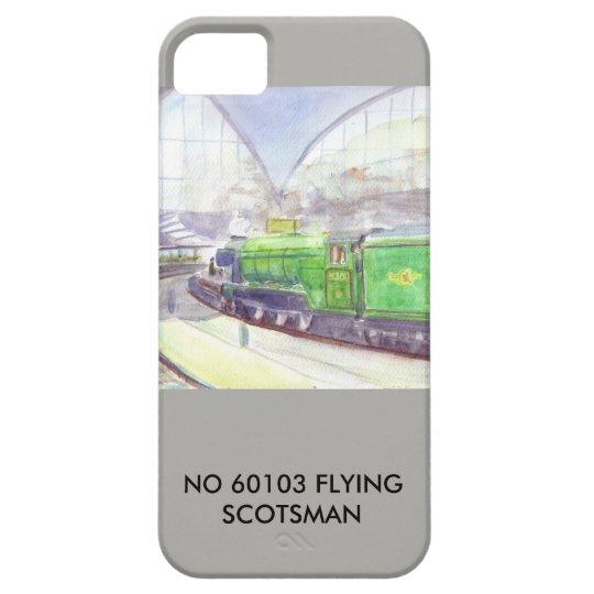 Flying Scotsman Iphone case