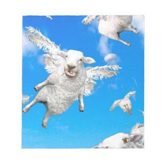 FLYING SHEEP 2 NOTEPAD