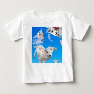 FLYING SHEEP 3 BABY T-Shirt