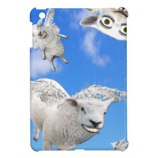 FLYING SHEEP 3 CASE FOR THE iPad MINI