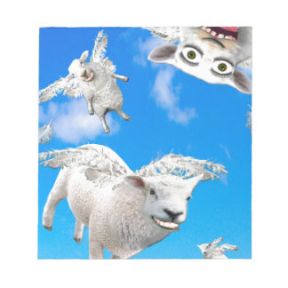 FLYING SHEEP 3 NOTEPADS