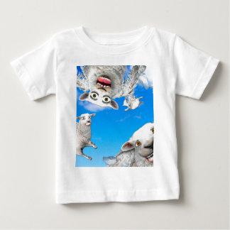 FLYING SHEEP 4 BABY T-Shirt