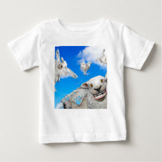 FLYING SHEEP 5 BABY T-Shirt