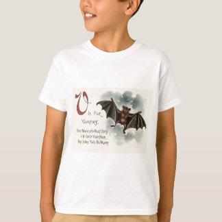 Flying Silly Goofy Vampire Bat T-Shirt