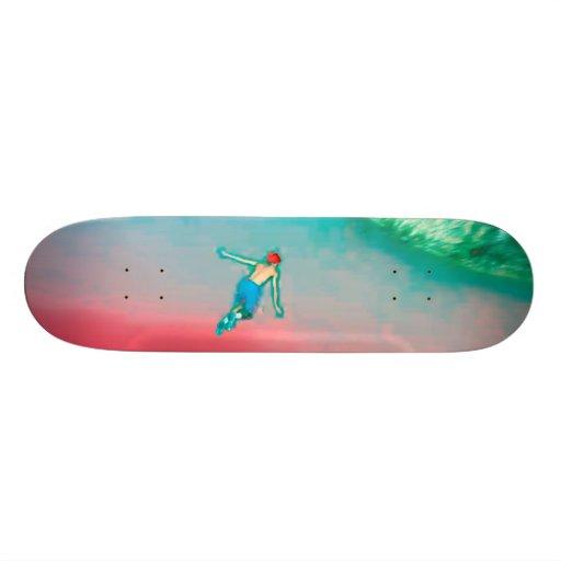 Flying Skateboards