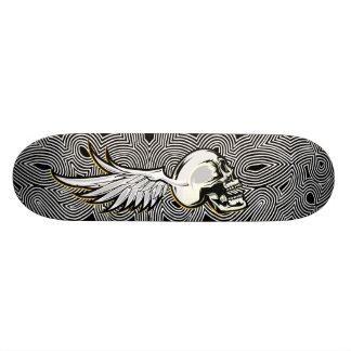 Flying Skull Trip Skateboards