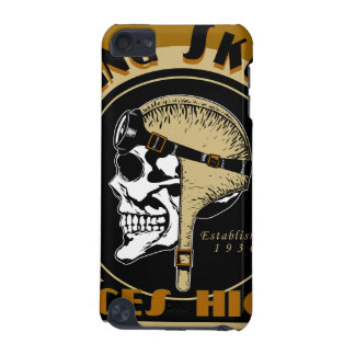 Flying Skullz Aces High Airborne Paratrooper Skull iPod Touch (5th Generation) Cases