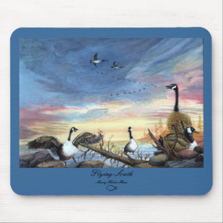 Flying South Mousepad