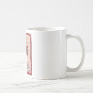 Flying Spaghetti Dragon Basic White Mug