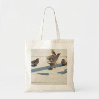 flying sparrows bag