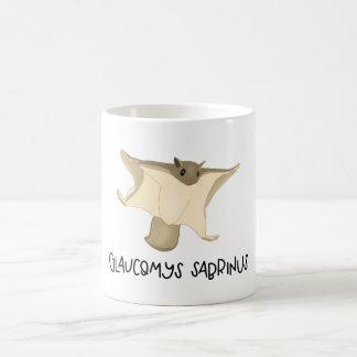 Flying squirrel mug