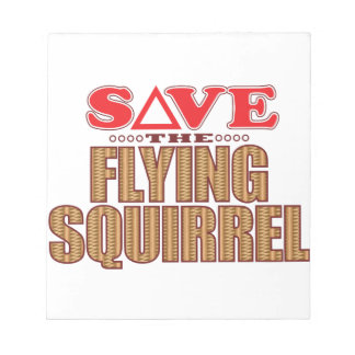 Flying Squirrel Save Notepad