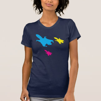 Flying Squirrels T-Shirt