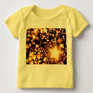 Flying stars baby T-Shirt