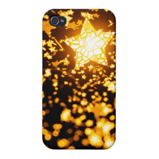 Flying stars case for iPhone 4