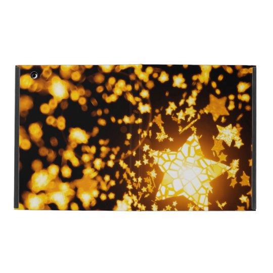 Flying stars iPad cover