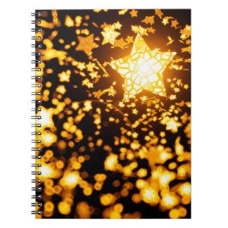 Flying stars notebooks
