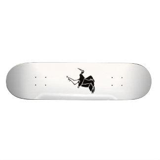 Flying Stork Custom Skate Board