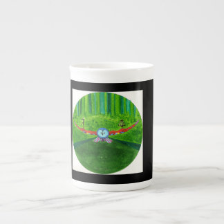 Flying Synergy Tea Cup