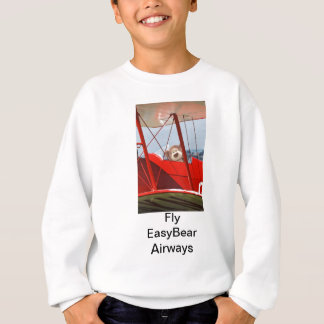 Flying Teddy Bear Kids T-Shirt