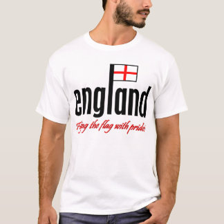 Flying the Flag - England T-Shirt