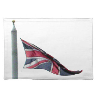 Flying the Flag for Britain Union Jack Placemat