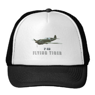 Flying Tiger Cap
