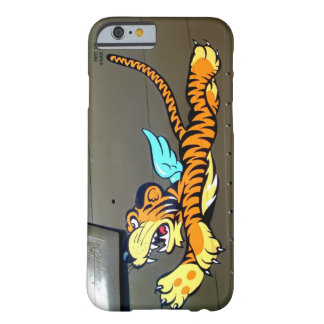 Flying Tiger Nose Art (Vintage P-40 Fuselage) Barely There iPhone 6 Case