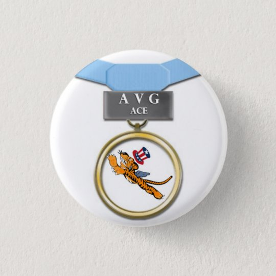 Flying Tigers AVG Ace button