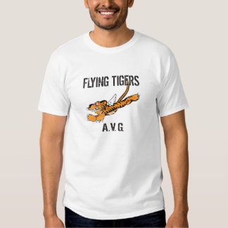 Flying Tigers AVG Tee