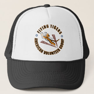 Flying Tigers Trucker Hat