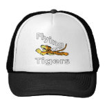 Flying Tigers - Winged Tiger Trucker Hats