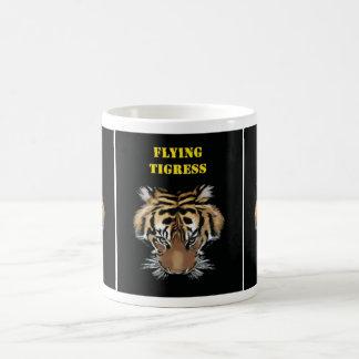 Flying Tigress Mug