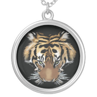 Flying Tigress Necklace