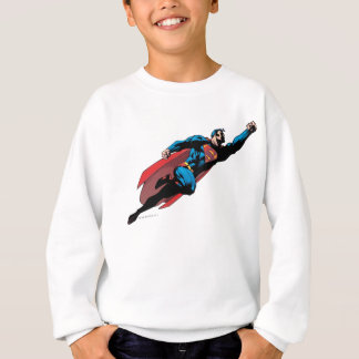 Flying to the right - Comic Sweatshirt