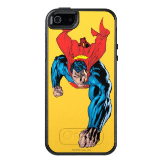 Flying towards the screen OtterBox iPhone 5/5s/SE case