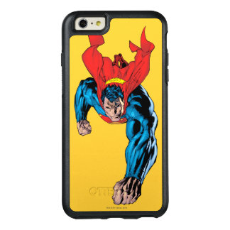 Flying towards the screen OtterBox iPhone 6/6s plus case