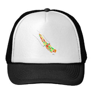 Flying Trapeze Planche Hats