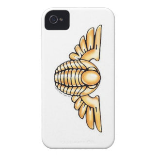 Flying Trilobite iPhone 4 Cover
