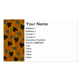 Flying Turkey Sunset Business Cards